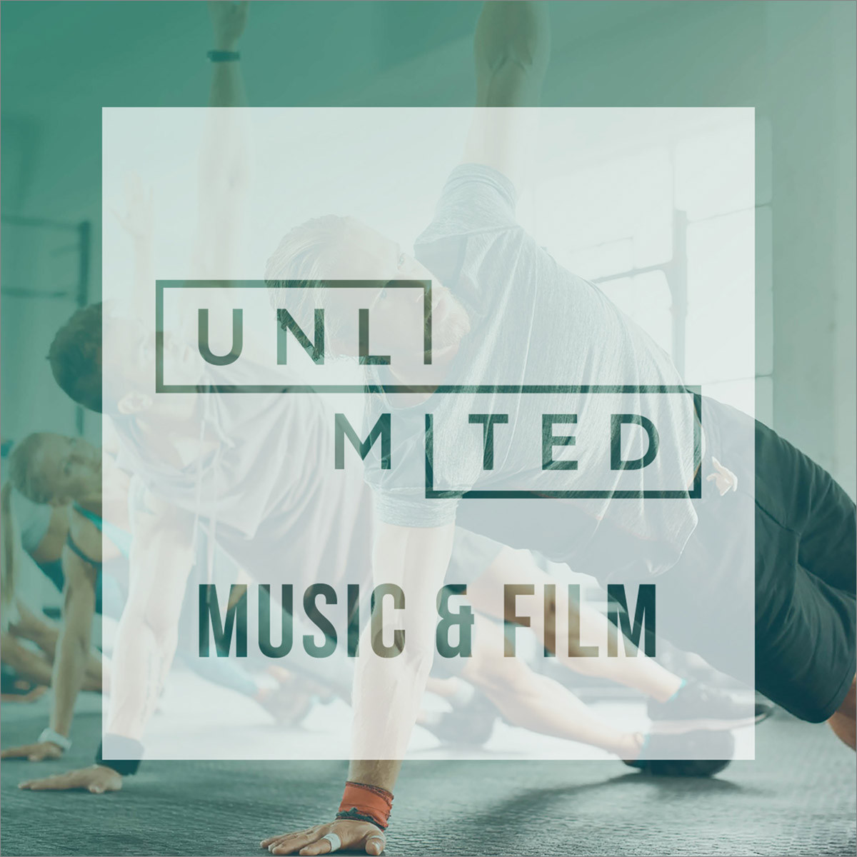 MY! UNLIMITED FREE Music & Film - Gym Group III